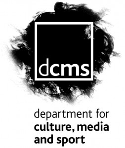 DCMS Department for Culture, Media and Sport logo